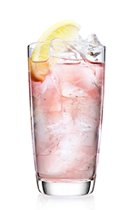 The Pocket Square is renowned as Ne-Yo's favorite cocktail. A pink drink made from Malibu Red, tonic water and cranberry juice, and served over ice in a highball glass.