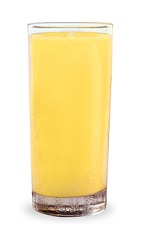 The Screwy Apples is sharp variation of the classic Screwdriver drink. An orange drink made from Pucker sour apple schnapps and orange juice, and served over ice in a highball glass.