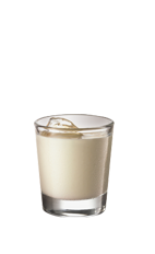 The White Russian is a classic cream colored cocktail made from Smirnoff vodka, Godiva chocolate liqueur and heavy cream, and served over ice in a rocks glass.