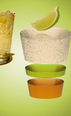 The X-Spider drink recipe is a refreshing tall cocktail made from Xante cognac, Sourz Apple, lime juice and lemon-lime soda, and served over ice in a highball glass.