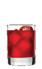 The 3-O Strawberry Blond is a sexy red colored drink recipe made from Three Olives Marilyn Monroe strawberry vodka, cranberry juice and club soda, and served over ice in a rocks glass.