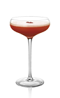 The Anne-Rosine is named after the daughter of Loius Noilly, creator of the Noilly brand. A red cocktail, made from Noilly Prat, vodka, grenadine and pink grapefruit juice, and served in a chilled cocktail glass.