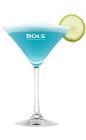 Bols blue cocktails