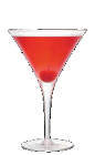 When you need a relaxing dessert cocktail, reach for the Cherry Cheesecake. A red colored drink recipe made from Three Olives cherry vodka, vanilla vodka and cranberry juice, and served in a chilled cocktail glass.