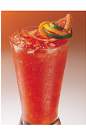 The Citrus Easy Rider drink recipe is perfect for a small gang of easy riders. A red colored drink made form Clamato, spiced rum, lemon-lime soda, lemon and lime, and served from a large pitch. Recipe serves 4.