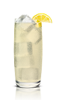 The Kokonut Breeze drink is made from Stoli Chocolat Kokonut vodka, coconut water, pineapple juice and simple syrup, and served over ice in a highball glass.
