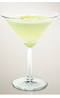 The Nicarao Gimlet cocktail recipe is made from Flor de Cana rum, key lime juice, simple syrup, tonic water and club soda, and served in a chilled cocktail glass.