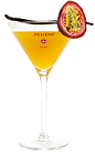 Everyone thinks about being a porn star sometimes, and now is your chance. The Porn Star Martini cocktail is made from Xellent vodka, passion fruit puree, lime juice and vanilla syrup, and served in a chilled cocktail glass.