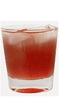 The Raspberry Kool-aide is a grown-up version of the classic kids summer drink. A red colored cocktail made from Burnett's raspberry vodka, lemon-lime soda, pineapple juice and cranberry juice, and served over ice in a rocks glass.