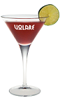The Volare Cosmo cocktail recipe revives the Sex in the City motif, with a cocktail dedicated to ladies night. Made from Volare triple sec, vodka, cranberry juice and lime juice, and served in a chilled cocktail glass garnished with a lime slice.
