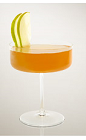 The Water Ship Down cocktail recipe combines the Caribbean flavors with those of North America and the Old World to create a unique drink perfect for sophisticated palates. Made from Flor de Cana rum, Domain de Canton ginger liqueur, pear brandy, prosecco, ginger, apple juice and lemon juice, and served in a chilled cocktail glass.