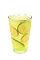 The Mango Lemonade is a light citrus drink perfect for the summertime. A yellow colored drink made from Smirnoff mango vodka, lemonade, lime juice and lemon-lime soda, and served over ice in a highball glass with lemon and lime slices.