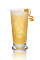 The Orange Dreamsicle is an orange colored drink recipe made from Admiral Nelson's vanilla rum and orange soda, and served over ice in a highball glass.